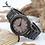 Thumbnail: Men's Black Ebony Wooden Watch