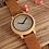 Thumbnail: Men Watch Wooden Bamboo Wristwatch