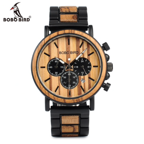Bobo Bird Men's Watch