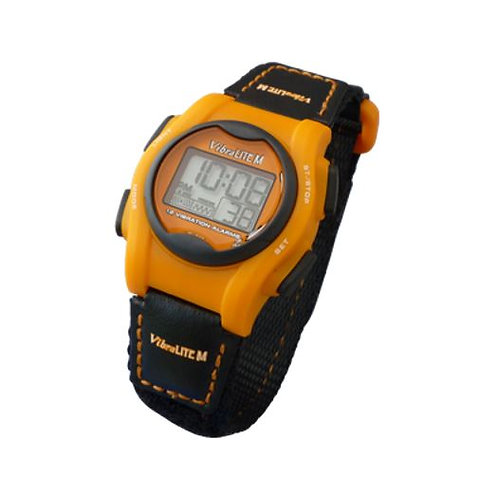 Reloj Mini Vibra Lite 12, naranja