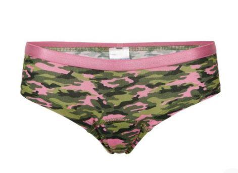Braguita bikini Camuflaje