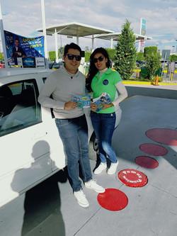 Gasolinera Novogas Plaza Galerias