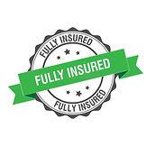fully-insured-stamp-seal-illustration-de