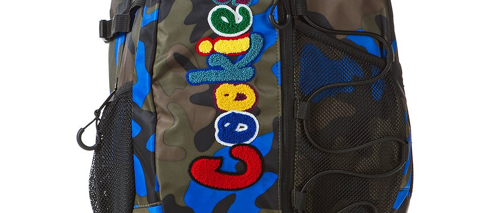 Cookies Smell Proof Bungee Backpack