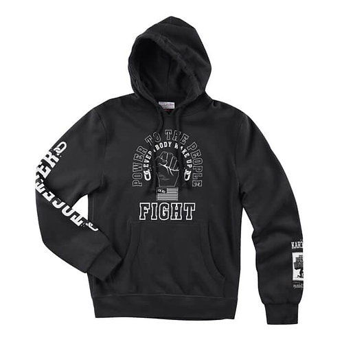 Mitchell & Ness Power The People Hoodie