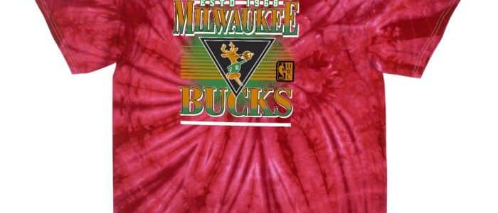 Mitchell & Ness Elevate Tee Milwaukee Bucks
