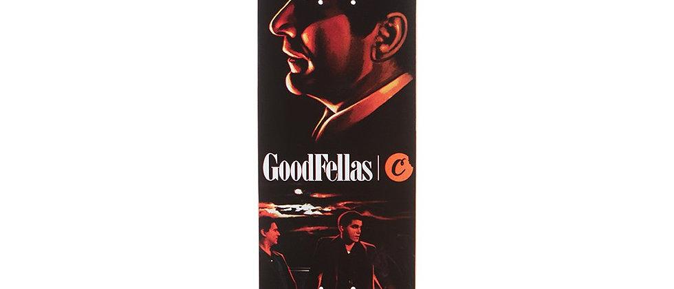 Cookies x Goodfellas Skateboard Deck
