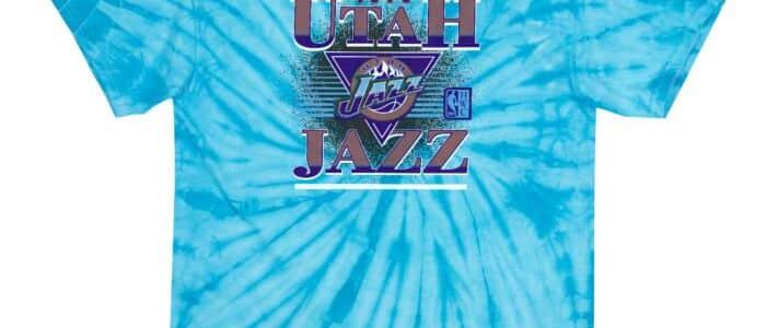 Mitchell & Ness Elevate Tee Utah Jazz