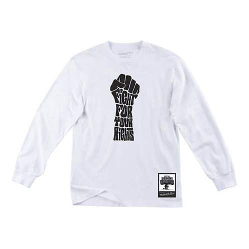 Mitchell & Ness Fight For Your Rights Longsleeve