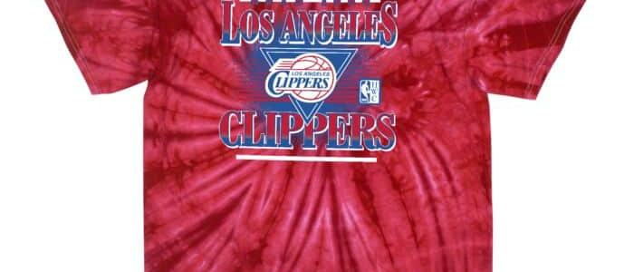 Mitchell & Ness Elevate Tee Los Angeles Clippers