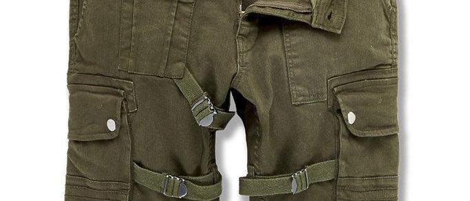 Jordan Craig Cargo Shorts - Army Green