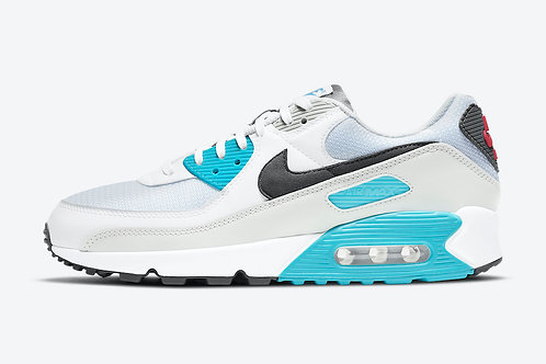 "Nike Air Max 90 ""Chlorine Blue"""