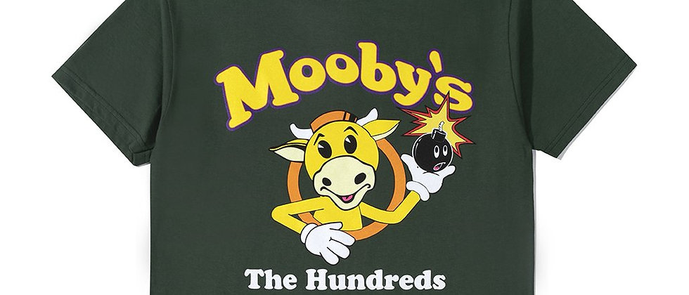 The Hundreds Mooby's T-Shirt