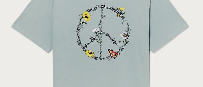 Honor The Gift - Iron Peace Tee