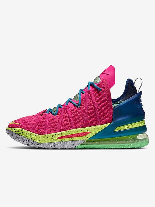 "Nike Lebron 18 ""Los Angeles by Night"""