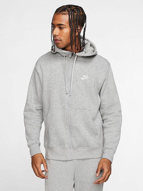 Nike Club Fleece Zip Up Hoodie