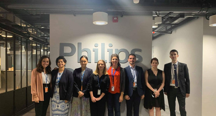 Consulting Mission - Philips Healthcare