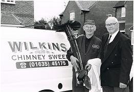 Bill Wilkins with Frank Shurey 001.jpg