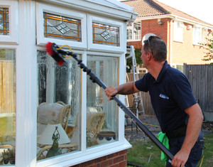 Conservatory cleaning Lincolnshire