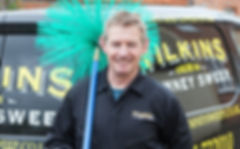 Chimney sweep Warwickshire