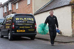 Nick Menage Wilkins Chimney Sweep North Oxon