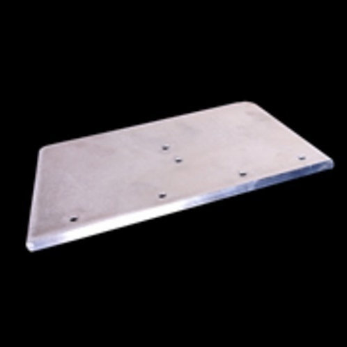 Flat Top Plate