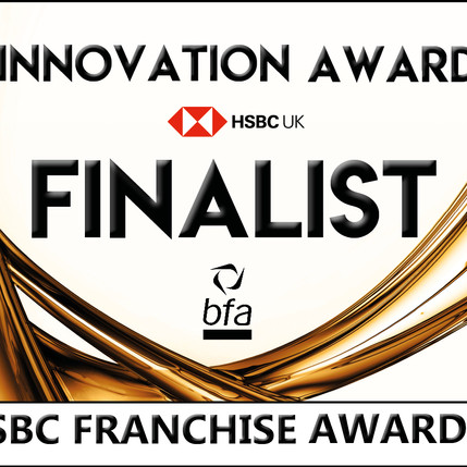 We've been shortlisted for a national innovation award!