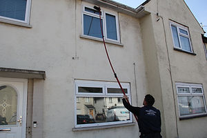 Window cleaner Cardiff East