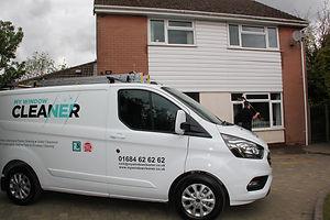 Window cleaner in Malvern