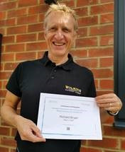 Chimney sweep WHO safe certification