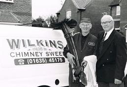 Frank Shurey Wilkins Chimney Sweep