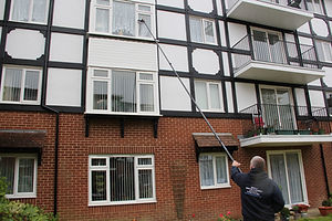 Window cleaning Hastings