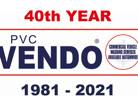PVC Vendo celebrates 40th anniversary