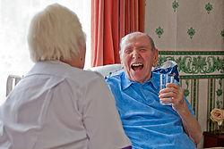 Older people care