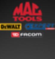 Mac Tools world class brands