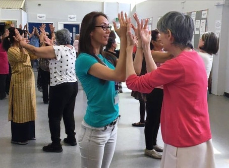 A chance for all to dance with Age UK