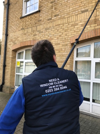 My Window Cleaner: high quality, great value