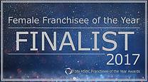 Mac Tools Female Franchisee of the Year award