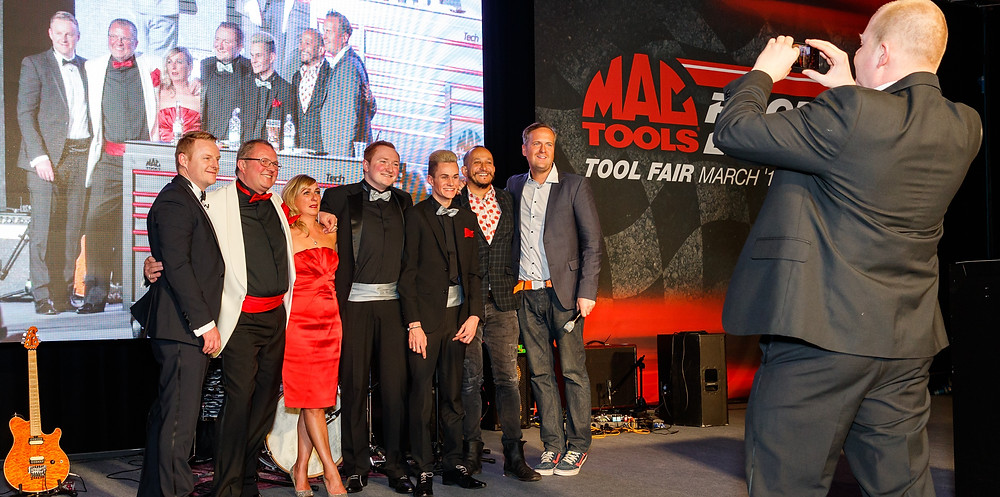 Mac Tools Franchisee of the Year