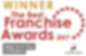 Mac Tools Best Van Franchise 2017 award