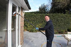 Window cleaner in Pinner.JPG