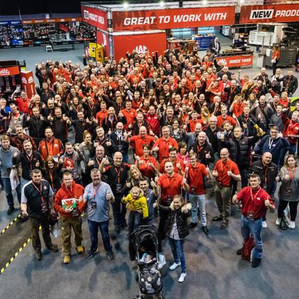 Cars, stars and raising the bar: Mac Tools franchisees celebrate at Tool Fair