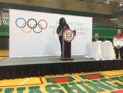 Olympic Rings to come to St. Louis