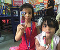 Puppet making- My favourite family membe