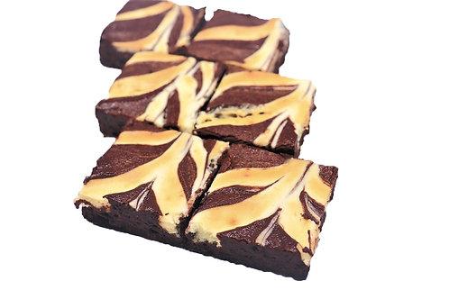 GF Cream Cheese Brownies