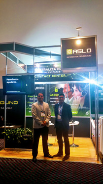 ASLO at IMT Event in MX City