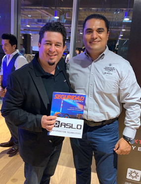 ASLO at Angel Ventures Event in GDL MX