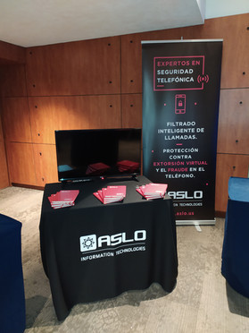 ASLO at Information Security Forum