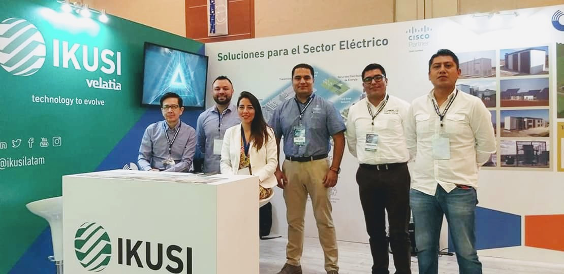 ASLO joining IKUSI at Acapulco MX at IEEE event