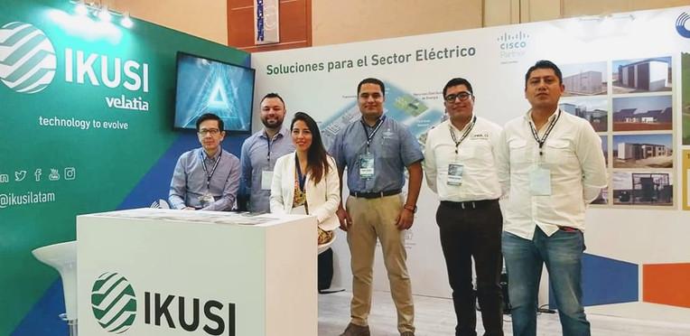 ASLO joining IKUSI at Acapulco MX at IEEE event